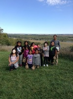 2nd Grade Visits Historical Site