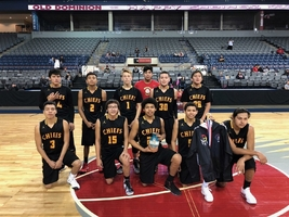 Chiefs take 3rd place - All tournament team