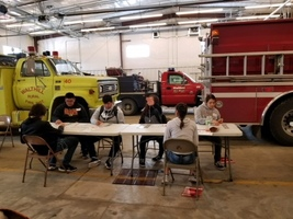 Connecting the Dots: Students Take Part In Career Exploration Day