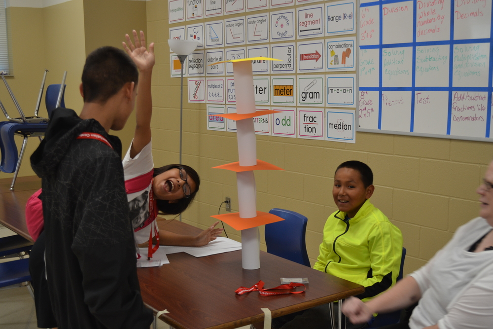 After School Science & Engineering Program for 4-8 Grade on Wednesdays April and May