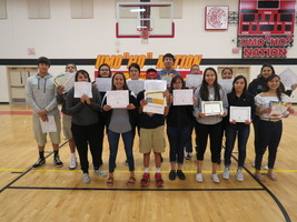 Awards Day May 2, 2018