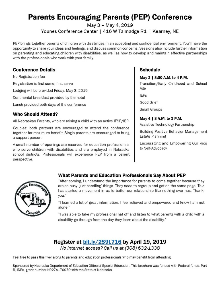 Conference For Parents Saturday April >> Umoⁿhoⁿ Nation Public Schools