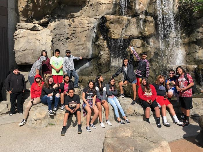 8th Grade Trip to the Omaha Zoo