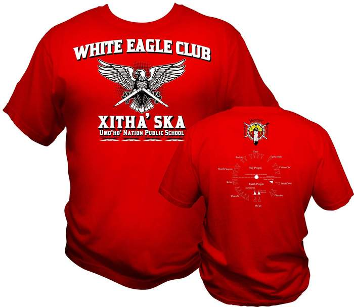 White Eagle Club T-Shirts