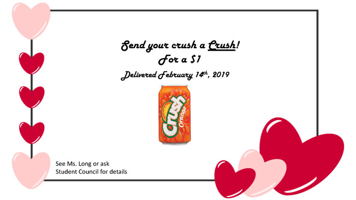 Send your Crush a Crush