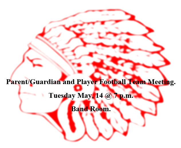 Parent/Guardian Football Meeting