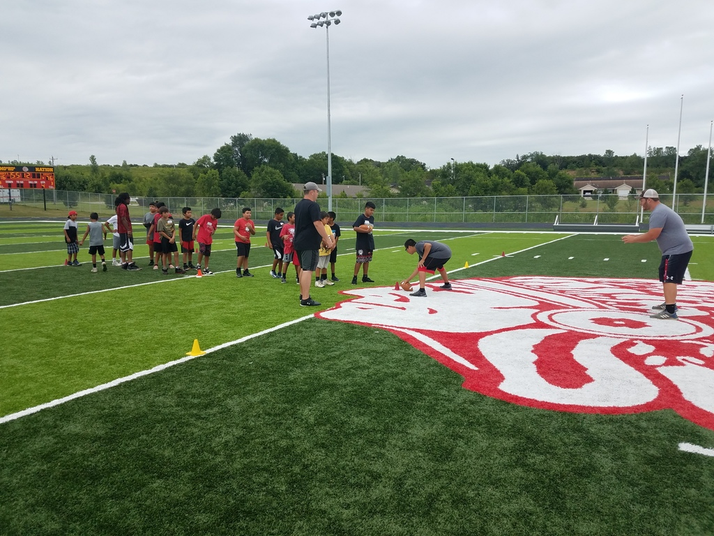 Little Chiefs Football Camp