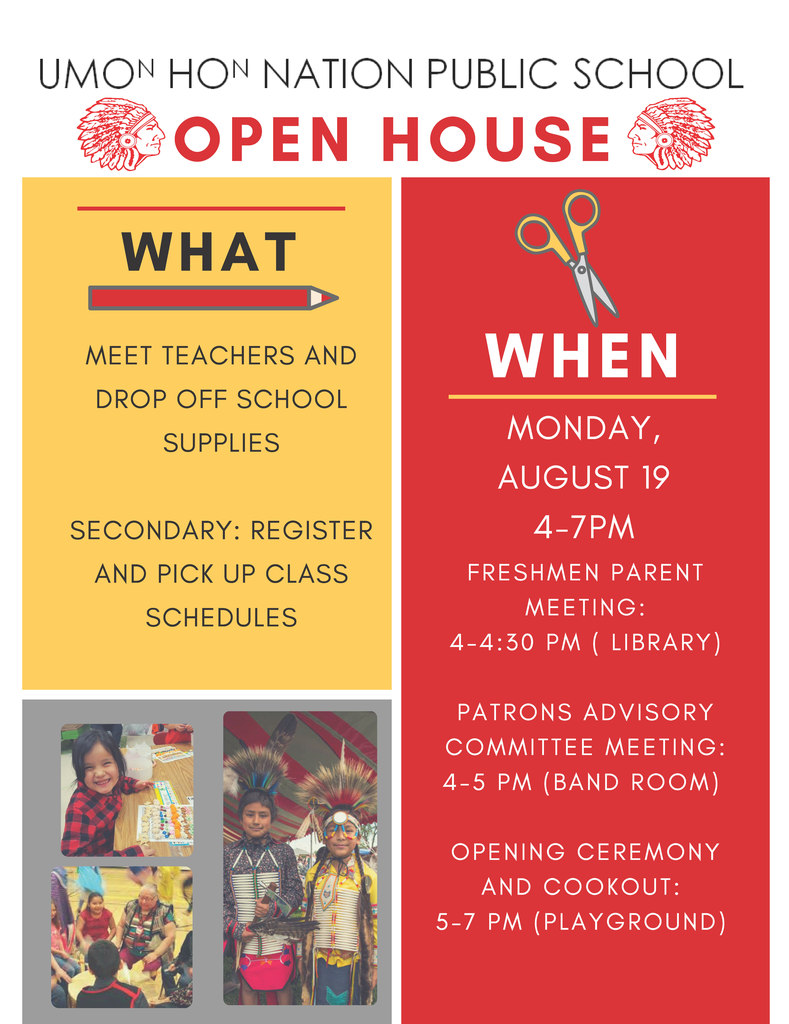 Open House Monday August 19th 4-7pm