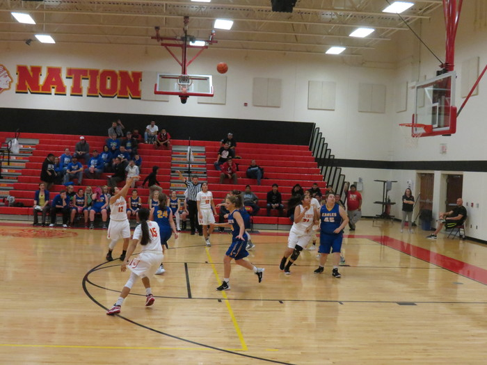 Lady Chiefs vs. Allen Lady Eagles