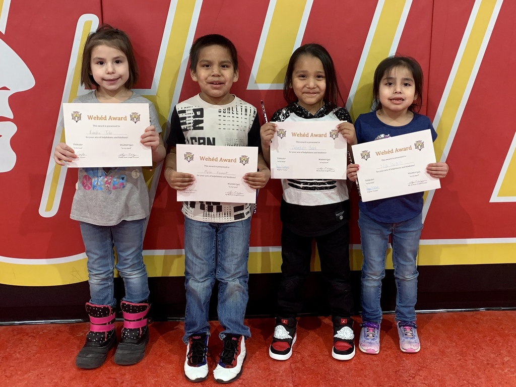 January Citizens of the Month