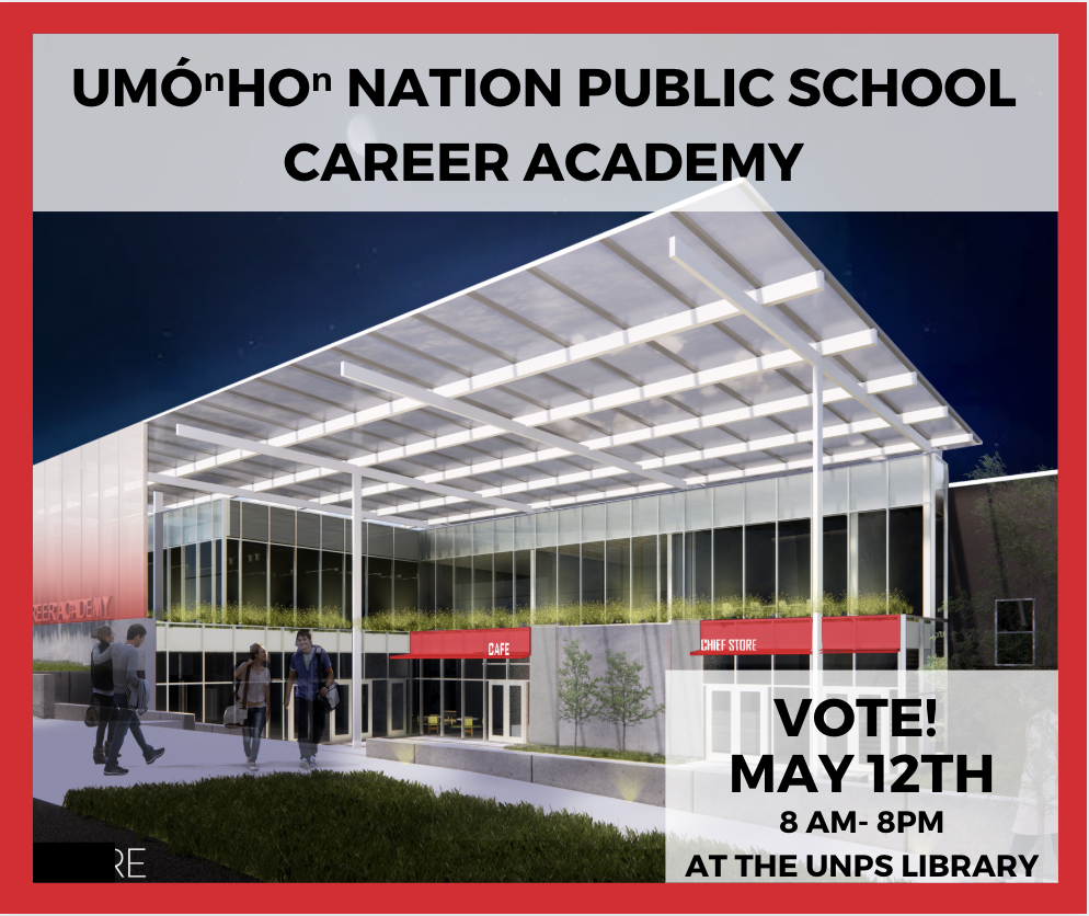 Vote Career Academy May 12