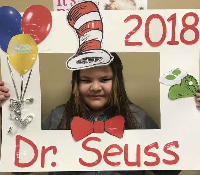 Dr. Seuss and Read Across America Day!