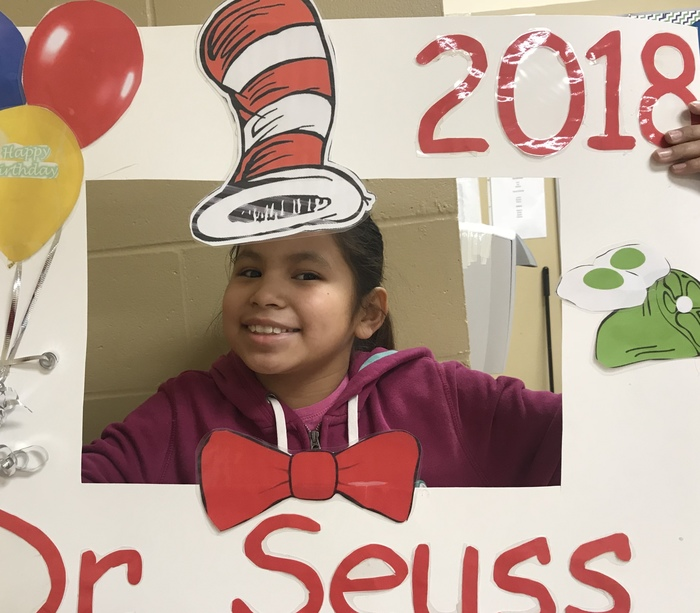 Read Across America Day, and the birthday of Dr. Seuss!